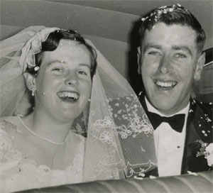 Shirley and Gifford Brown